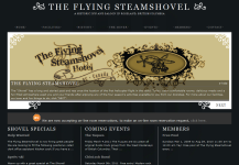 theflyingsteamshovel.com